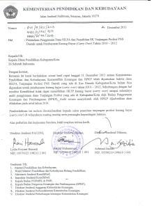 Surat Penundaan Penggunaan Dana SILPA